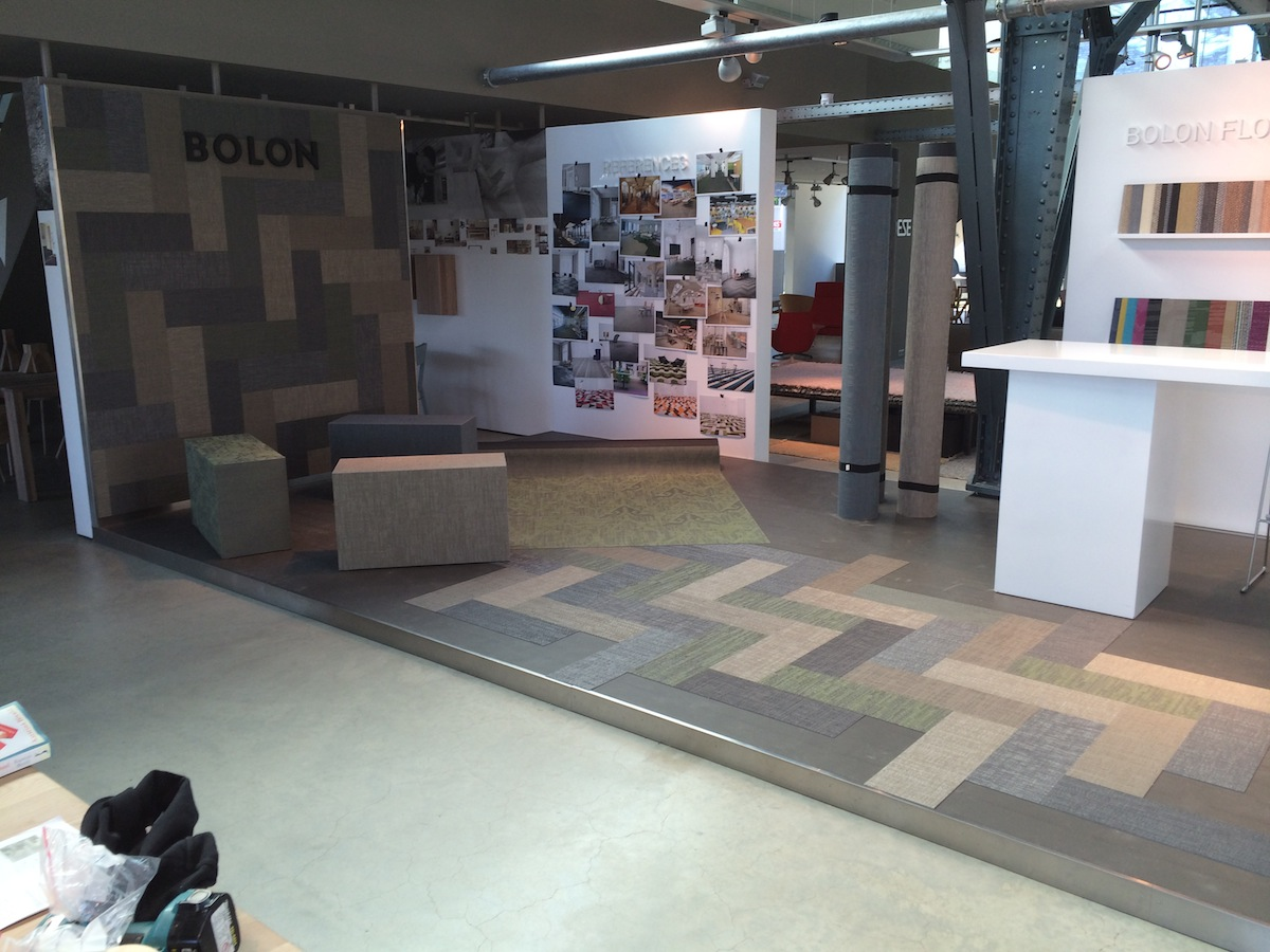 Bolons Showroom in Cologne, Germany