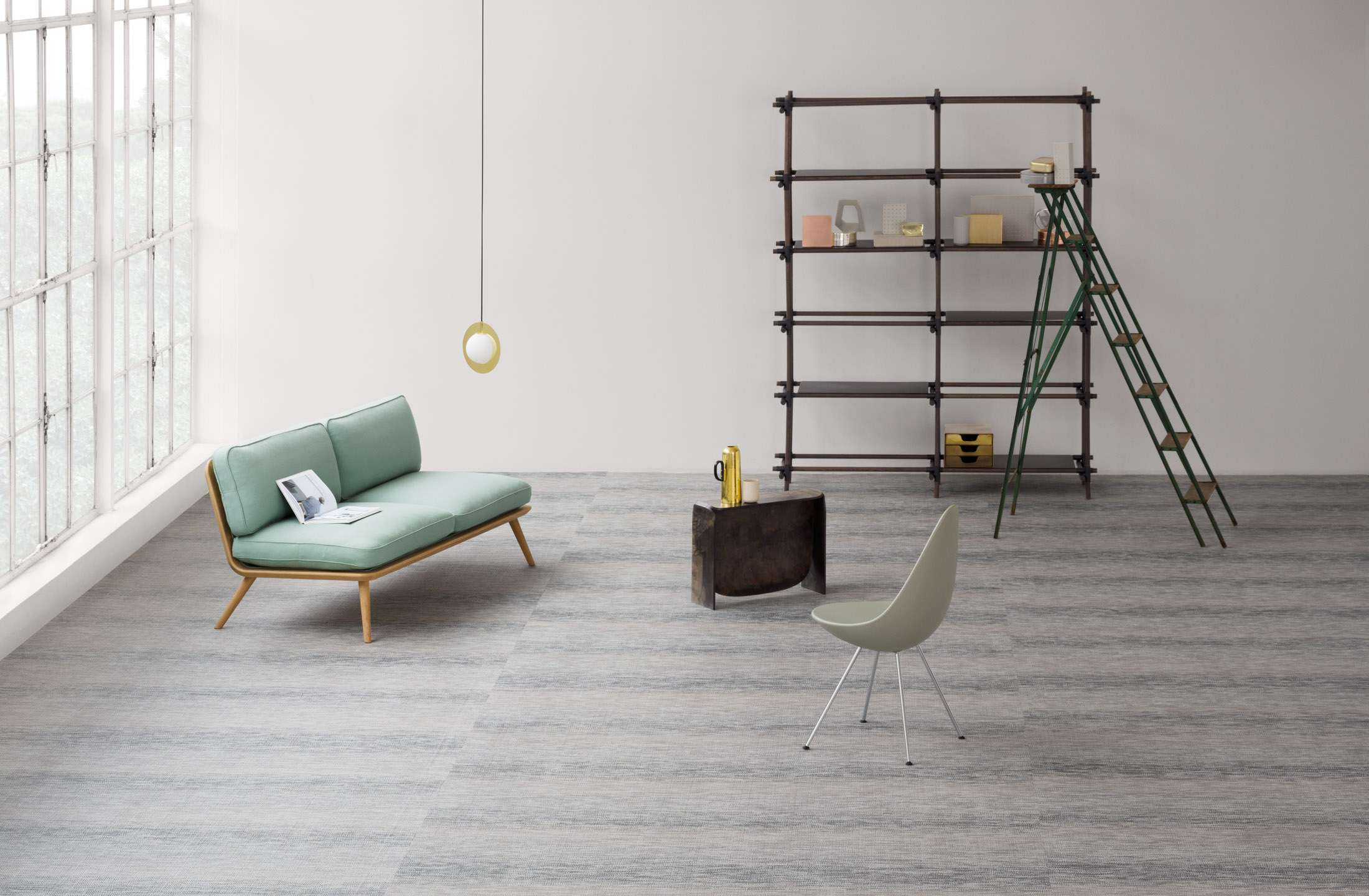 Bolon Flow Shell flooring