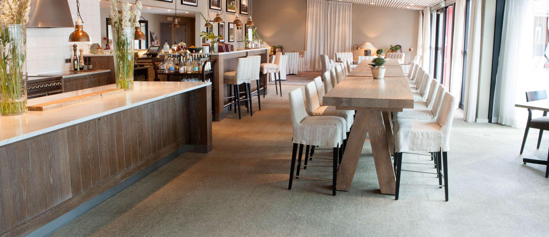 Bolon flooring in Torekov Hotell