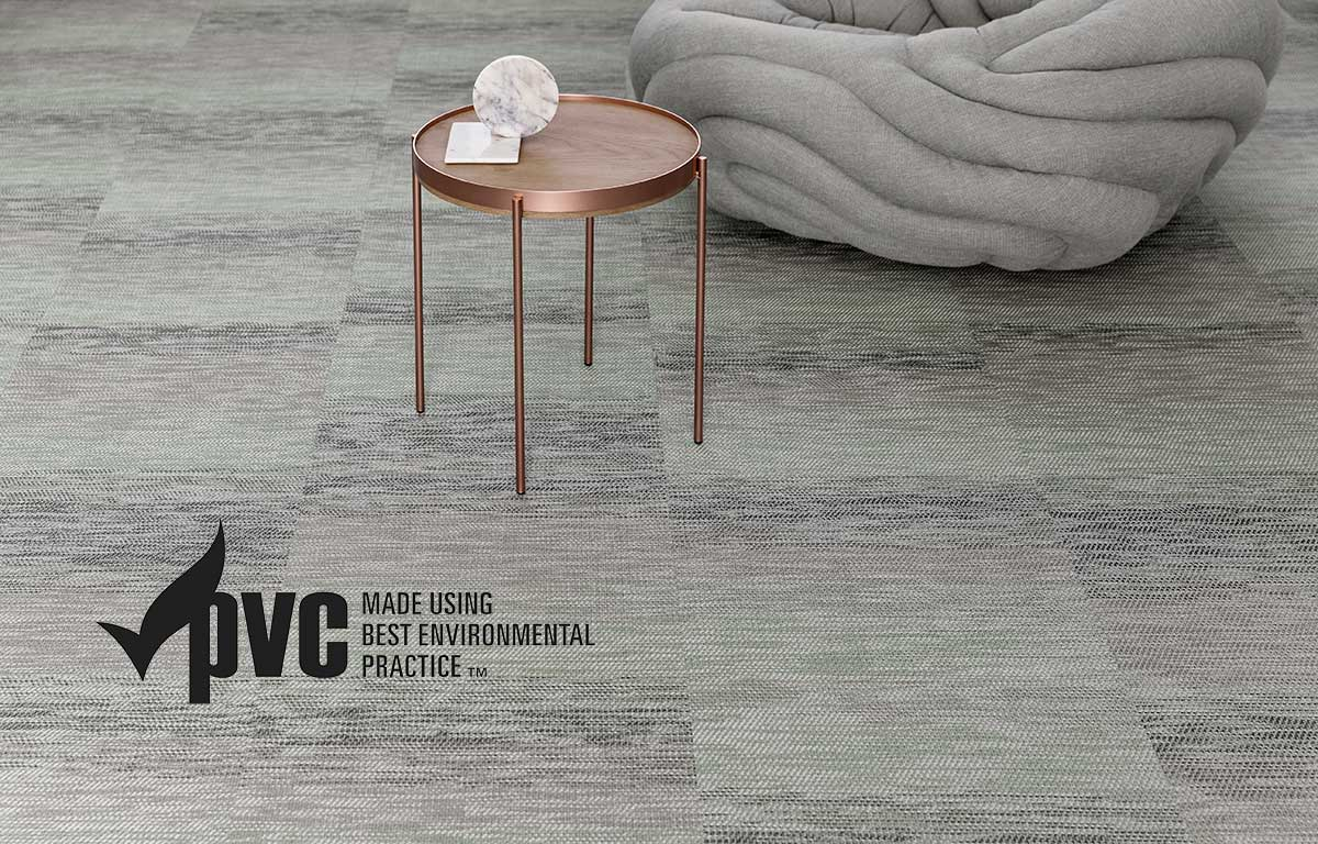Bolon flooring receives Best Practice PVC certification