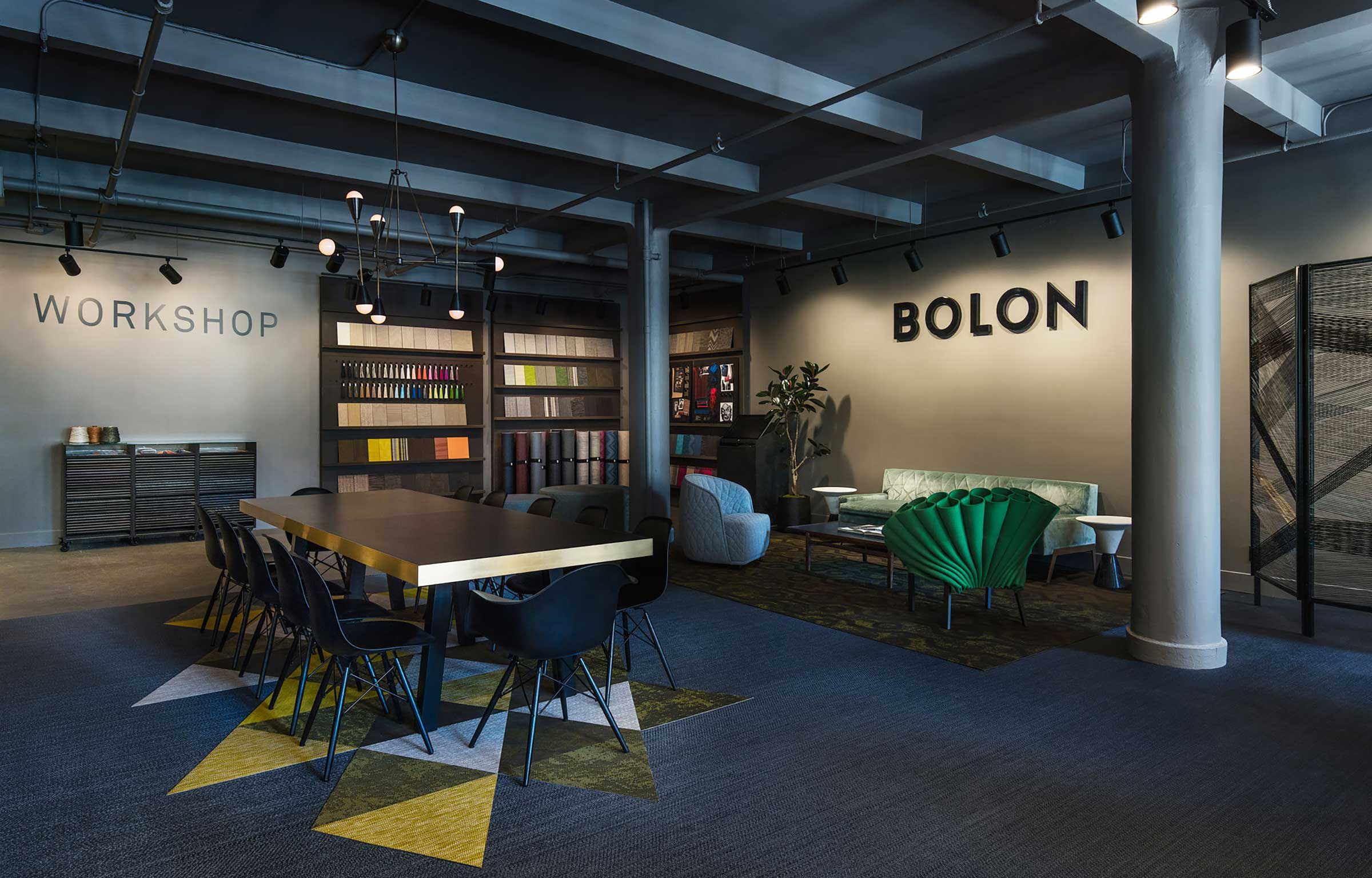 Bolon Bolon Opens Up New Showroom In New York